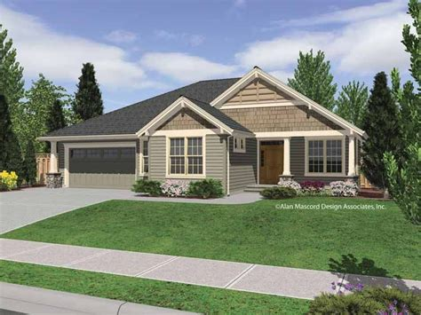 craftsman house plan   square feet   bedroomss  dream home source house plan