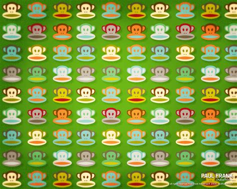 julius pattern paul frank wallpaper  fanpop