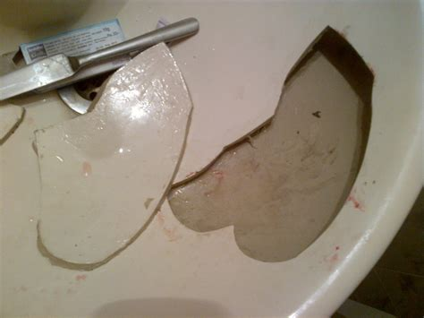 how to repair a cracked sink a story about ants sinks glues and electricians indian