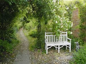 Garden in the English style wallpapers and images ...