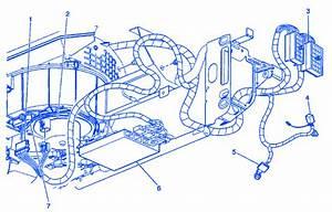 Oldsmobile Alero 2003 Electrical Circuit Wiring Diagram