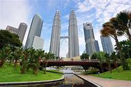 Petronas Twin Towers Ticket
