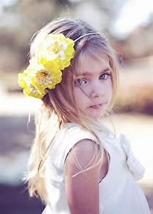 Flower Girls & Ring Bearers - OLIVIA - FLower Girl Halo ...
