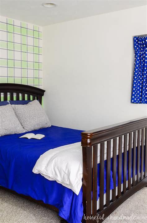 blue green boys bedroom ideas houseful  handmade