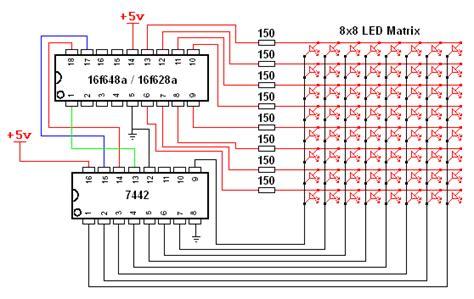 Pic Assembly Tutorial Graphics Led Matrix