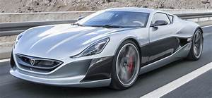 Rimac Concept One  All