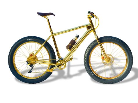 gold motorcycle 24k gold extreme mountain bike world s most expensive