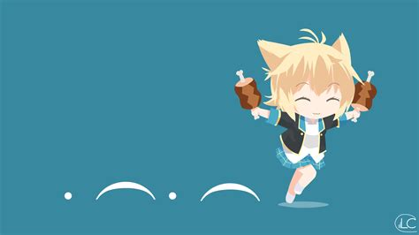 Anime Vector Wallpaper - kirara bernstein gj bu vector anime wallpaper by