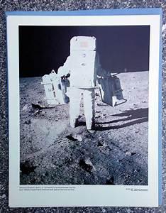 8 vintage NASA Prints Apollo 11 of 1969 - Catawiki