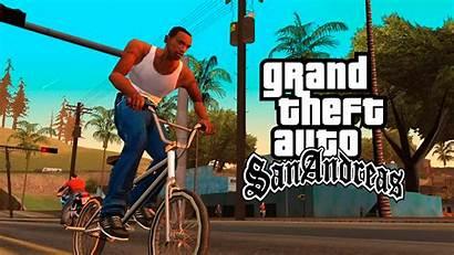 San Andreas Gta Cj Theft Grand Retornar