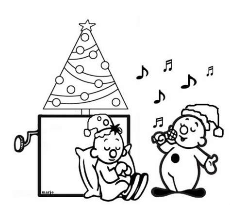 Babilu Kleurplaat by 5 Kleurplaten Bumba Kerstmis Bumba