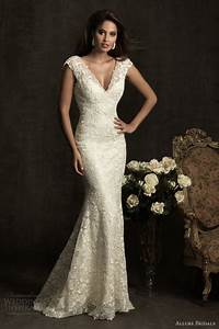 lace fitted wedding dress With fitted lace wedding dress
