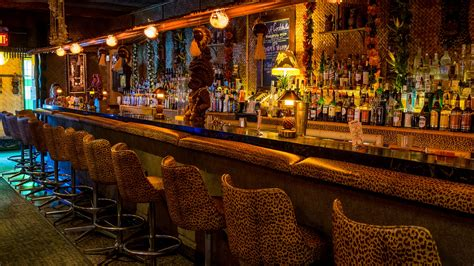 Tiki Bar Chicago by Punch Inside One Of The Midwest S Oldest Tiki Bars