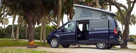 Bedrijfswagens die passen bij elke onderneming. Mercedes-Benz Debuts Its First Pop-up Camper Van for U.S. Market - RV News