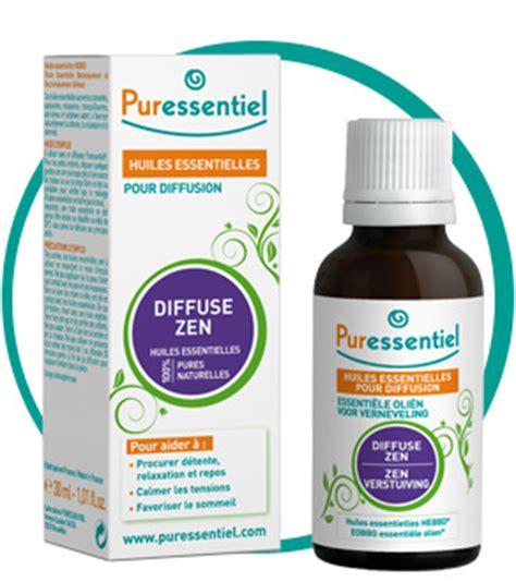 puressentiel diffuse zen huiles essentielles pour