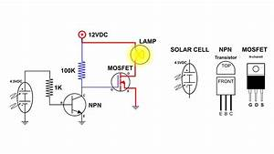 On Off Switch Wiring Diagram For Solar Light