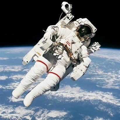 Astronaut Mccandless Bruce Space Spacewalk Untethered Walk