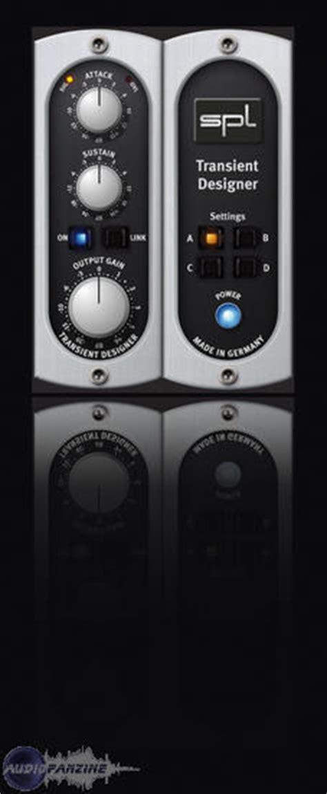 spl transient designer transient designer spl transient designer audiofanzine