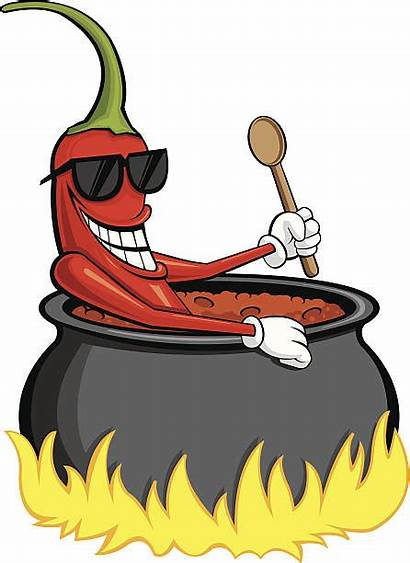 Chili Cookoff Pickin Cotton Cook Pepper Pot