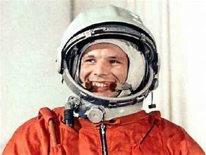 Who Was The First Man To Go Into Space? - Universe Today