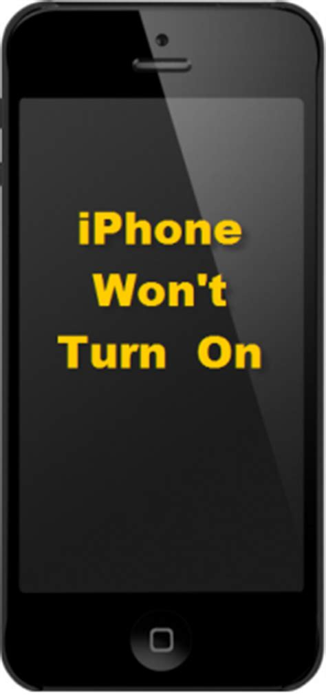 what to do if my iphone wont turn on what to do when your iphone won t turn on phones nigeria