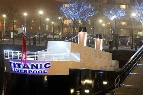 sinking elementary suites sinking liverpool titanic hotel in best possible taste