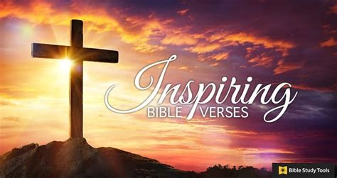 We all need encouragement from time to time and there is no better place to get that encouragement than from god and the bible. 50 Inspirational Bible Verses & Scripture Quotes to Encourage You in Hard Times