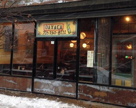 Oaxaca Bed Stuy by Oaxaca Taqueria Taco Santo Moscow 57 And More Open