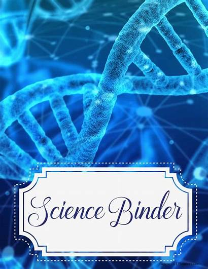Binder Science Customize Covers 101planners
