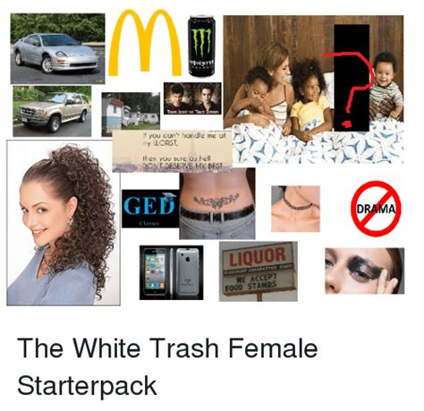 White Trash Memes - 25 best memes about starter packs and white trash starter packs and white trash memes