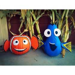 Non Carving Pumpkin Decorating Ideas by 180 Best Images About Finding Dory Halloween On Pinterest