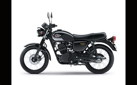 Kawasaki W175 Image by 2019 Kawasaki W175 Se Authentic Retro Ride Iconic