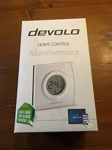 Smart Home Devolo : devolo home control teil 8 das raumthermostat tecviews ~ Frokenaadalensverden.com Haus und Dekorationen