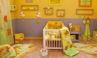chambre bebe savane deco chambre bebe theme savane visuel 3