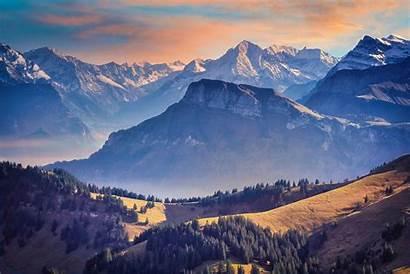 Landscape Mountains Alpine 5k Wallpapers 4k Nature