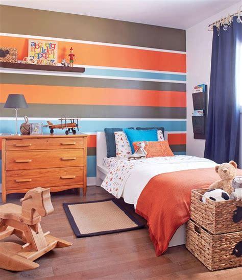 week end chambre déco week end chambre à rayures pour olivier couleurs