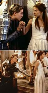 Leonardo DiCaprio and Claire Danes in 'Romeo + Juliet ...