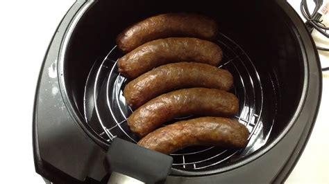 sausage fryer air italian