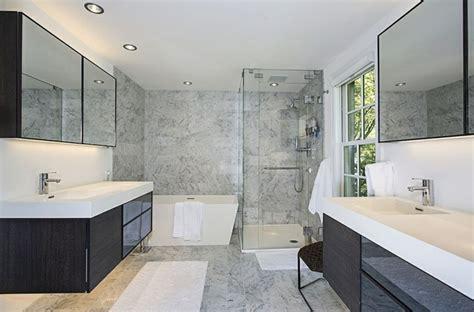 105 Badezimmer Design Ideen  Stein Und Holz Kombinieren