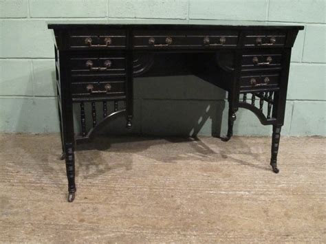 antique antique writing desk and chair by marsh