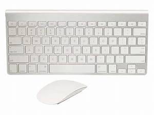 New Apple Wireless Magic Keyboard And Magic Mouse