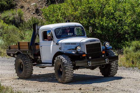 1943 Dodge Power Wagon Cummins Offroad 4x4 Custom Truck