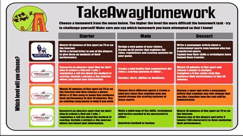 activity premier differentiated homework in pe teaching