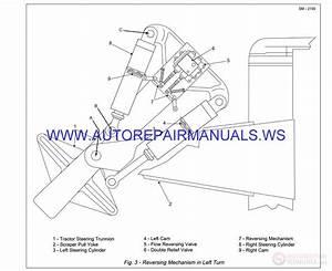 Terex S17e Elevating Scraper Maintenance Manual 04