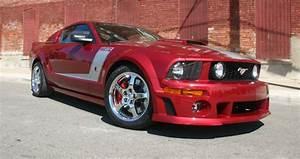 Roush 427R Mustang | Top Speed