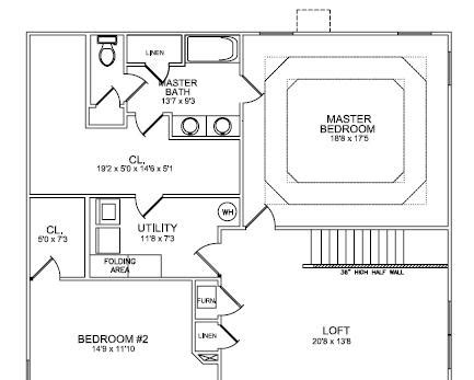 how to read a floor plan