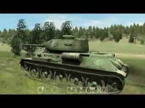 WW2 Tank Simulation Games