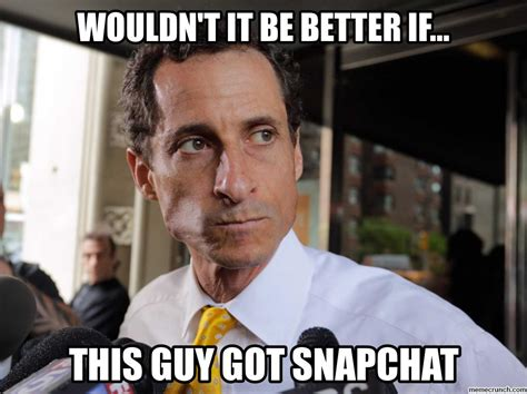 Anthony Weiner Memes - anthony weiner caught in new flirty online chat tigerdroppings com