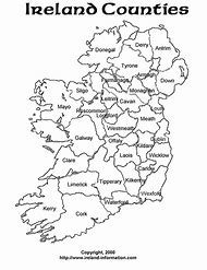 Best Detailed Map Of Ireland Ideas And Images On Bing Find What