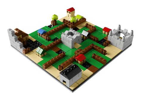 Official Reveal Of Lego Ideas 21305 Maze